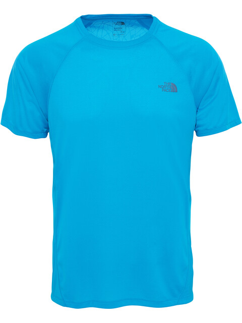 The North Face M's Better Than Naked S/S Shirt Hyper Blue/Hyper Blue